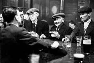 men in pubs