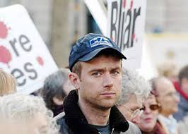 damon albarn protests