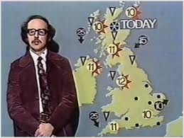 Michael fish the weather