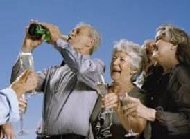 old people on the lash