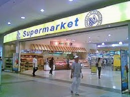 supermarket for foreigners