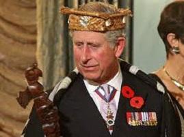 Prince Charles King of Spain