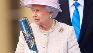queen commonwealth games