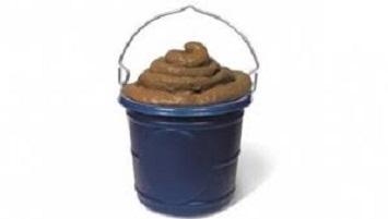 shit bucket challenge
