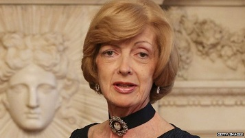 Lord Mayor Fiona Woolf