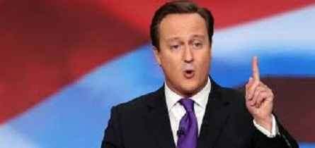 cameron selling the NHS
