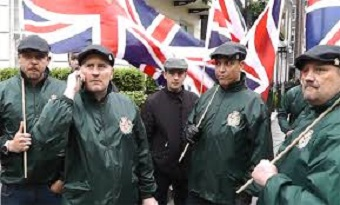 britain first ww1