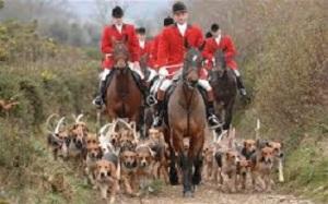 fox hunting tory bastards
