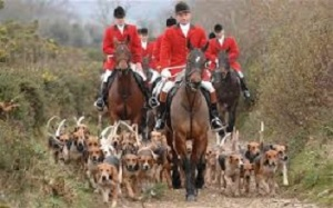 fox hunting tory bastards