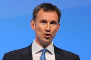 jeremy hunt camera arse
