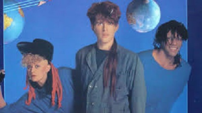 What did the thompson twins sing