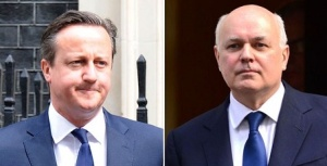 cameron and duncan smith