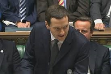 osborne budget speech