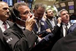 traders panic