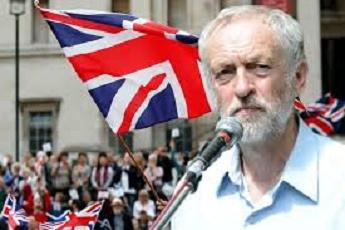 corbyn xfactor