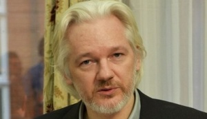 Julian Assange runner