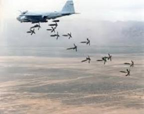 bombing snakes