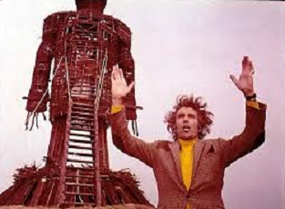 donald trump wicker man