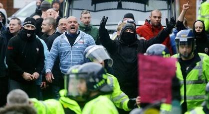 dover riots