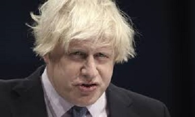 boris fucking johnson