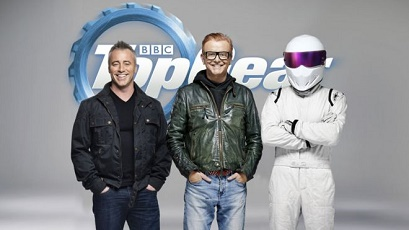 Matt le blanc top gear dead horse