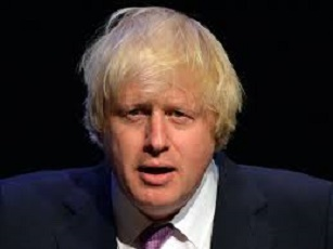 Boris gagging