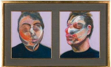 Francis Bacon portrait