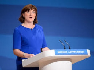 Nicky Morgan indoctrination