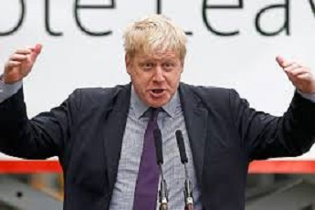 Boris brexit blender