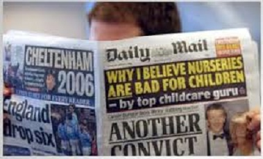 daily mail reader