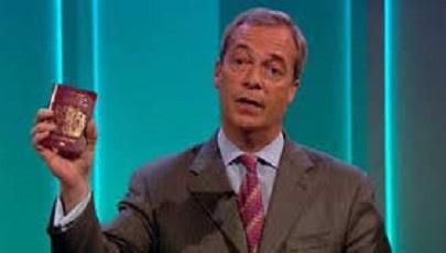 Nigel Farage points based system