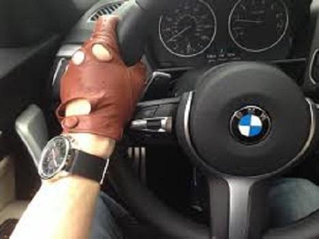 bmw driver
