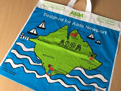 Asda bag mix-up