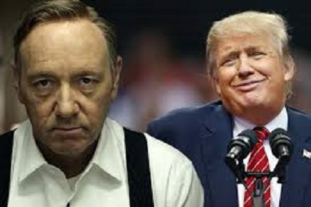 trump and spacey